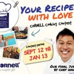 """Your Recipes, with Love 2″ Facebook Contest"