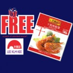 FREE Lee Kum Kee Sauce with Purchase of Cornell Buffalo Rice Cooker