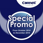 SPECIAL PROMO, from October 2014 to December 2014