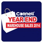 Cornell 2014 Year End Warehouse Sales