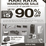 Celebrate Hari Raya with Cornell at  Cornell Warehouse Sale Up to 90% off!