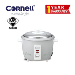 Conventional Rice Cooker 0.6L