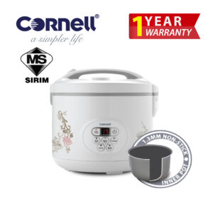 Cornell Digital Rice Cooker 1.8L CRC-JP183PD