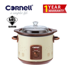 Cornell Slow Cooker 1.5L CSC-D15C