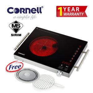 Cornell Home Appliances Ceramic Cooker CCC-E2200