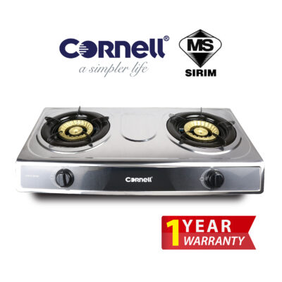 Stainless Steel Panel Gas Stove