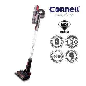 Cornell 2-In-1 Cordless Handheld & Stick Vacuum with Hard Floor Brush CVC-E2301CHH Catalogue