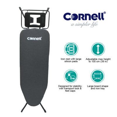 CIB-E122MT Cornell Premium Iron Board