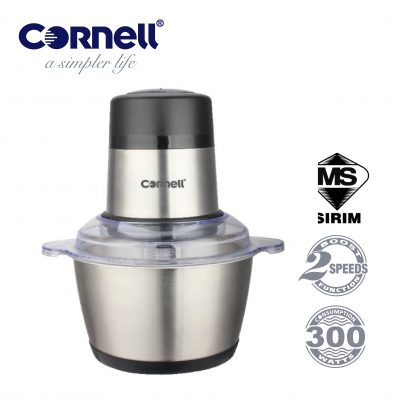 Cornell Chopper Stainless Steel
