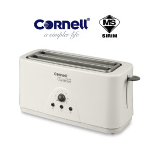 Cornell Cool Touch Toaster (4 Slices) CT-E481C