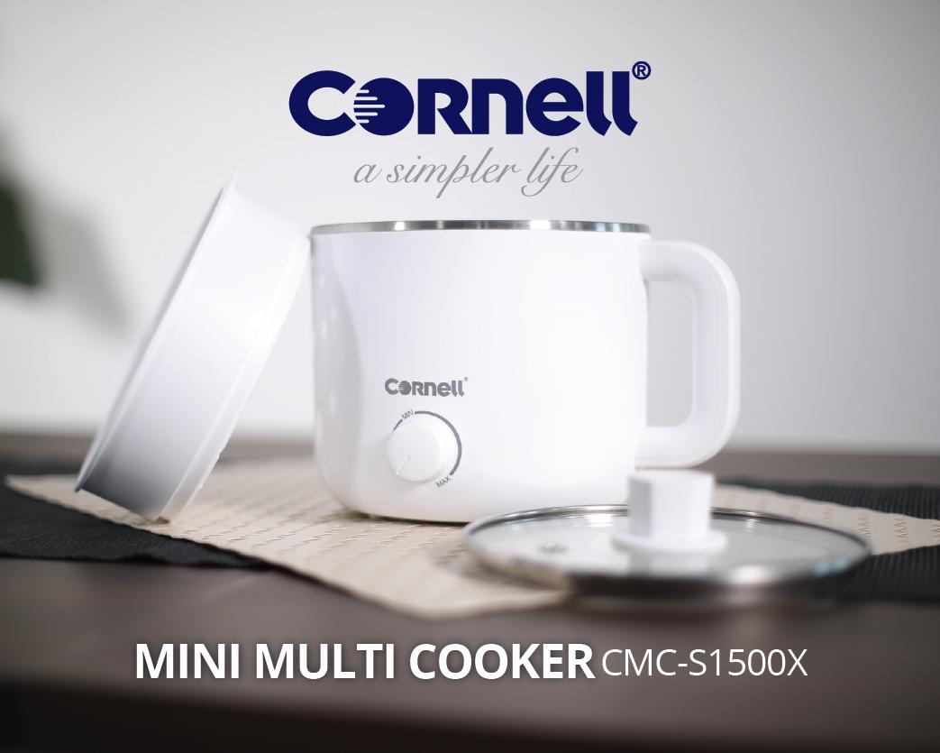 Cornell Mini Multi Cooker CMC-S1500X