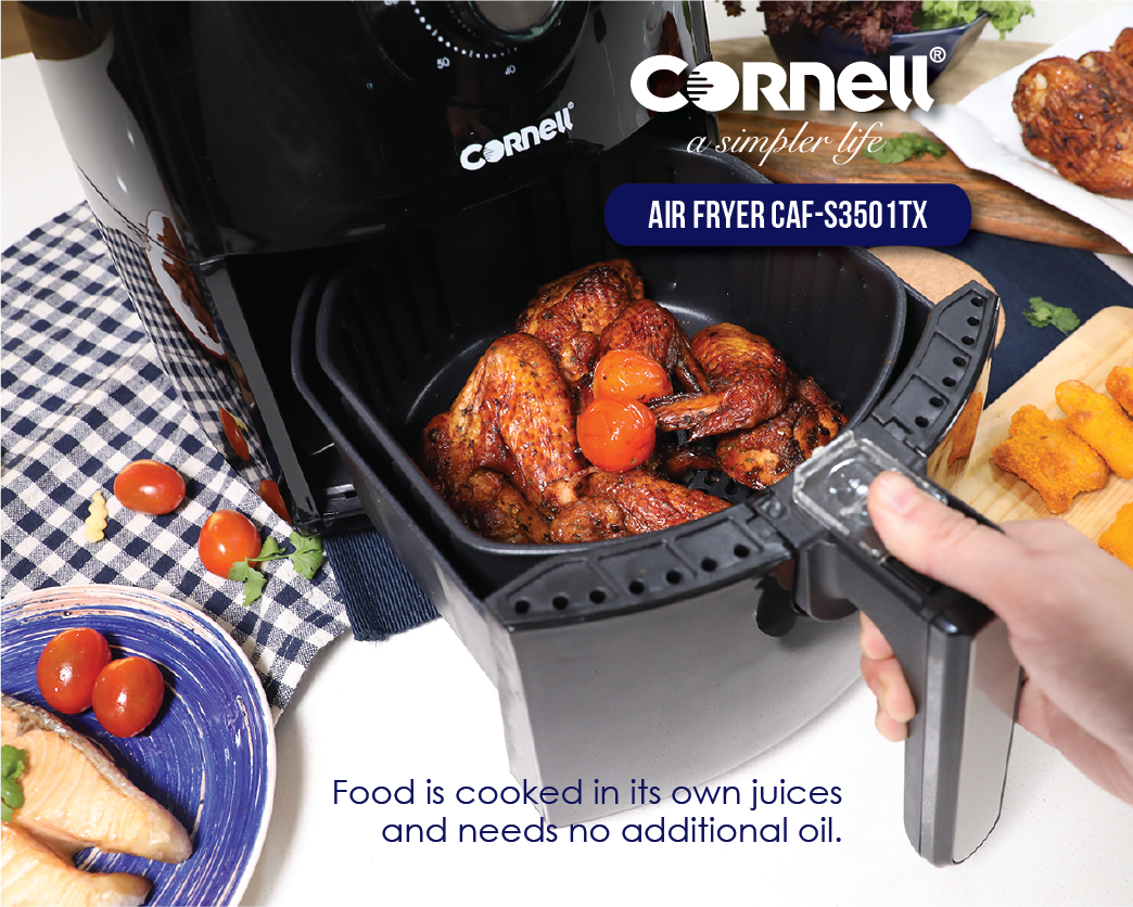 Air Fryer no additional oil